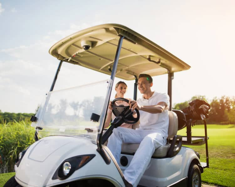 Golf Club - Elementor Template Website - Cloud High Sydney WordPress Websites