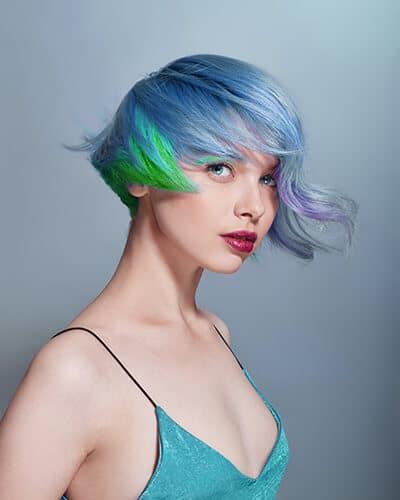 Hairdresser - Elementor Template Website - Cloud High Sydney WordPress Websites