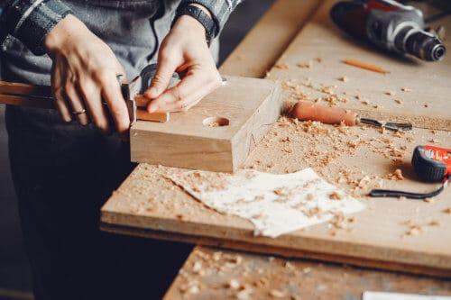 Wooden Furniture - Elementor Template Website - Cloud High Sydney WordPress Websites